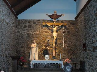 Inside Holy House