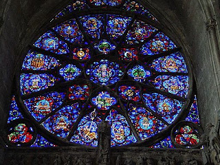Reims Cathedral Rose Window