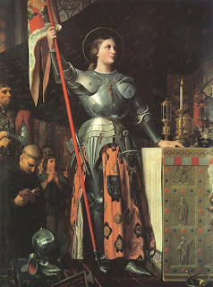 Ingres Joan of Arc