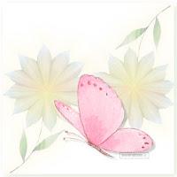 Pink Butterfly ecg