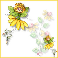 Flower Girl ecg