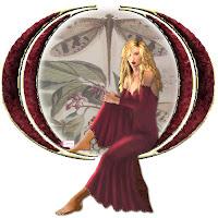 Dragonfly Lady ecg