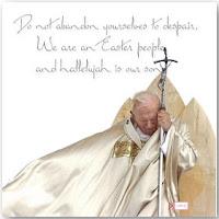 John Paul II ecg