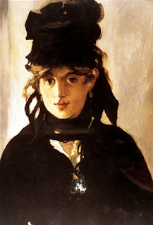 Portrait by Manet