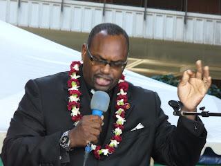 Pastor Eric Hurd
