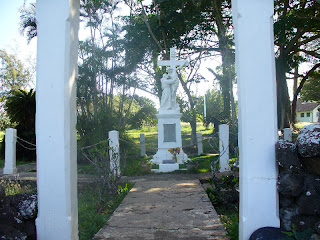 Mother Marianne Cope's Gravesite