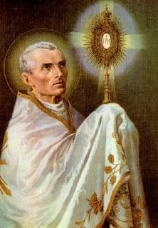 St. Peter Julian Eymard