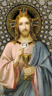 Jesus - Holy Eucharist
