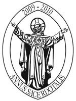 Year of the Priest logo