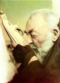 Padre Pio and Blessed Mother