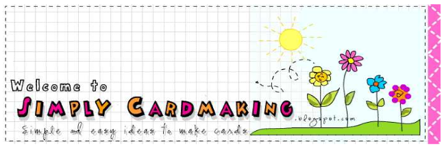 Simply Cardmaking, for Learning Simple and Easy Cards