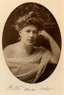 Ella Wheeler Wilcox