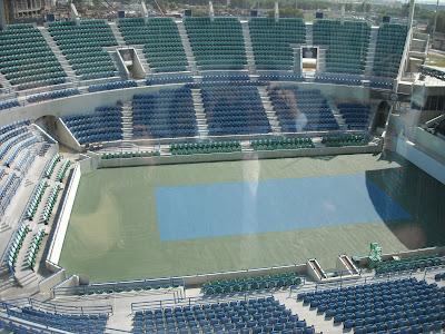Zayed Sports City Tennis Zayed Sports City Stands
