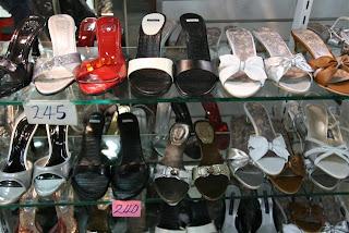 High Shoe Charm By Bead Landing