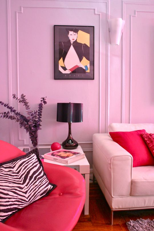 Creative Influences: Think Pink