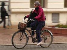 Najbardziej szykowna łódzka rowerzystka w lutym
