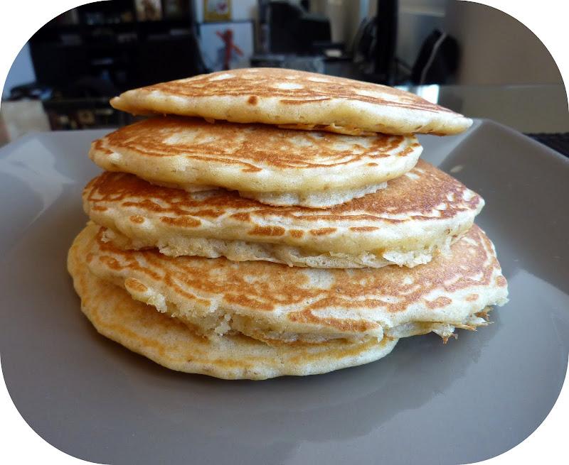 Recette Pan Cakes Farine De Sarrazin