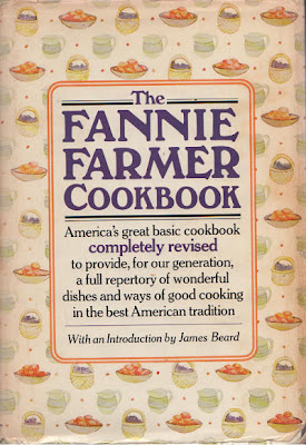 The Fanny Farmer Cookbook