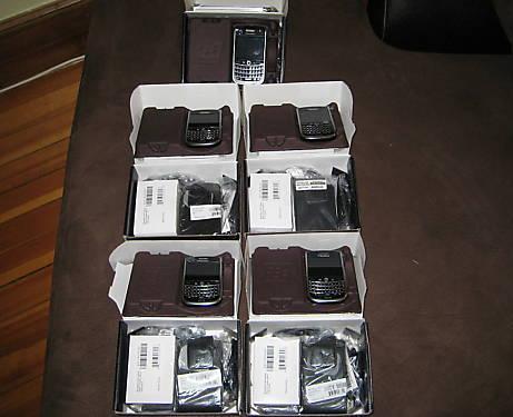 Blackberry BM dan rekondisi