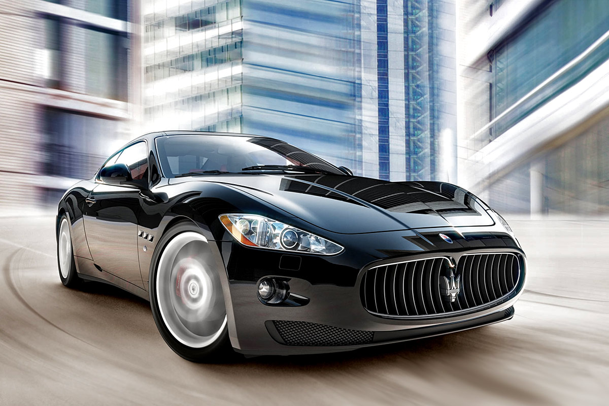 maserati cars photos