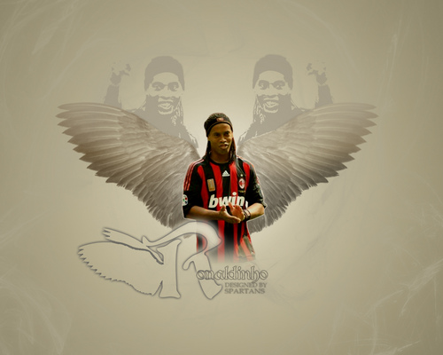 ronaldinho milan wallpaper