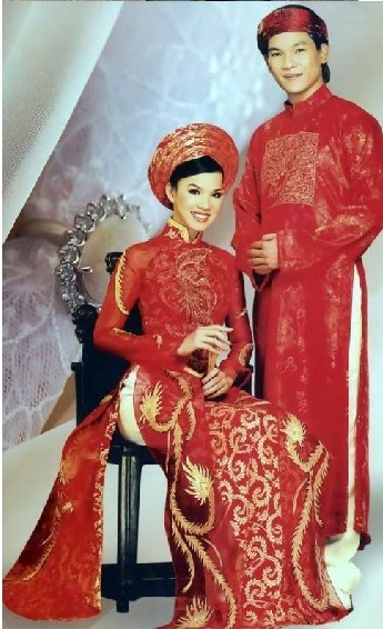 Wedding Dresses  Vietnam : Traditional vietnamese wedding images pictures becuo