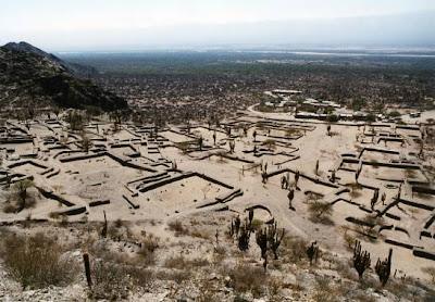 ruinas de los Quilmes, Tucuman