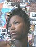 Hair b4 Locs 7