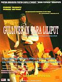 guliver in tara liliput-regia Gabi Apostol
