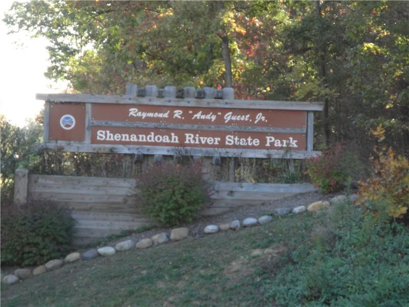 Gone Hikin Shenandoah River State Park Va