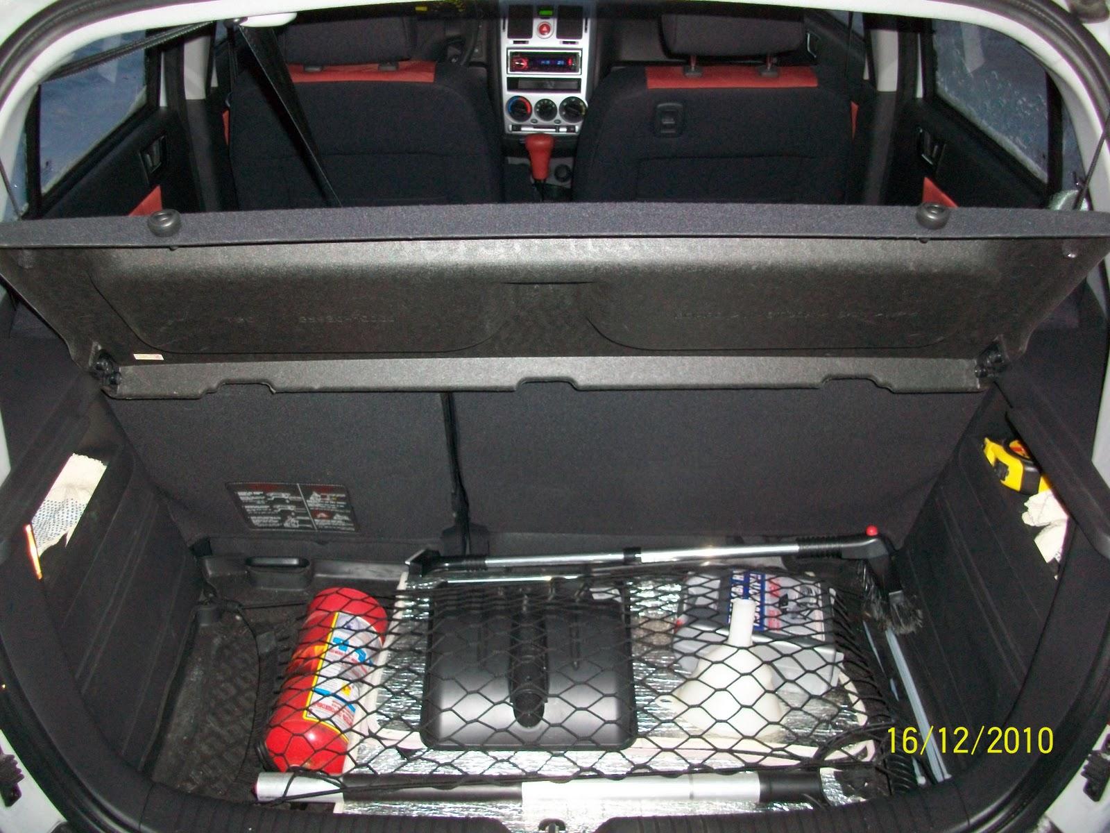 гетц фото багажник