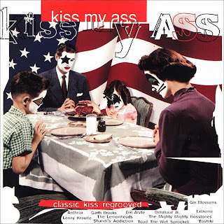 Kiss – Kiss My Ass: Classic Kiss Regrooved (1994)