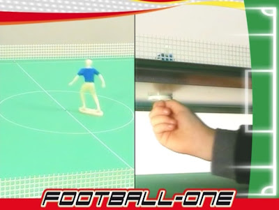 Football-ONE: a magnet under the board to move football player