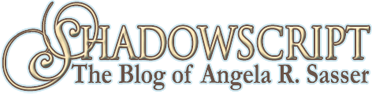 ShadowScript - The Art Blog of Angela R. Sasser
