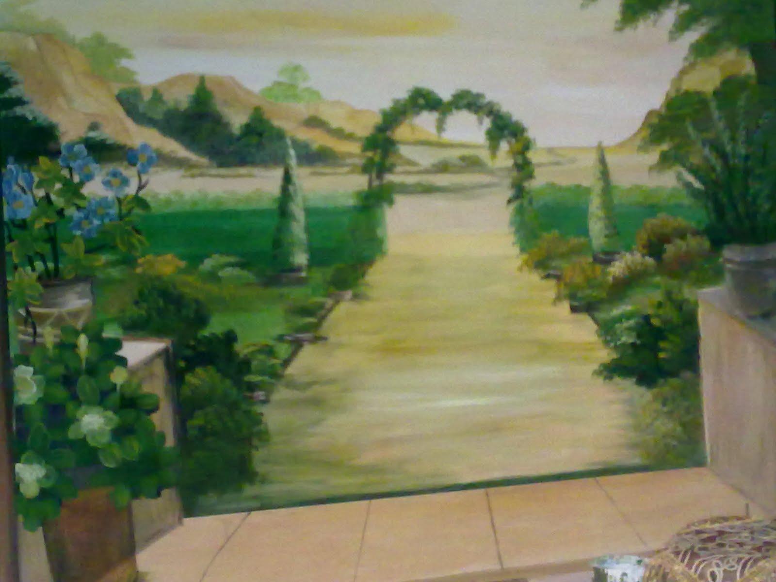amang dekorasi dekorasi lukisan dinding