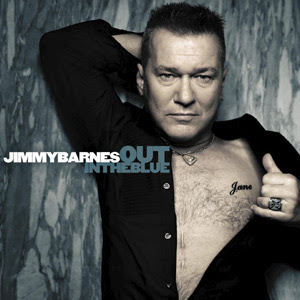 Willy's rock: JIMMY BARNES / out in the blue