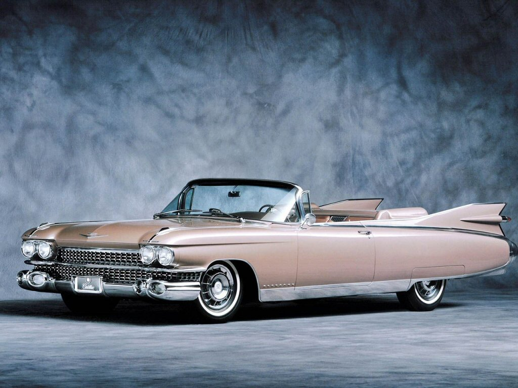 Cadillac Eldorado, 1953