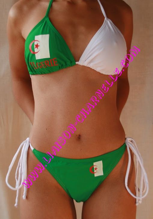 bikini algérie