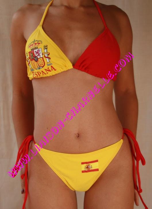 bikini espagne