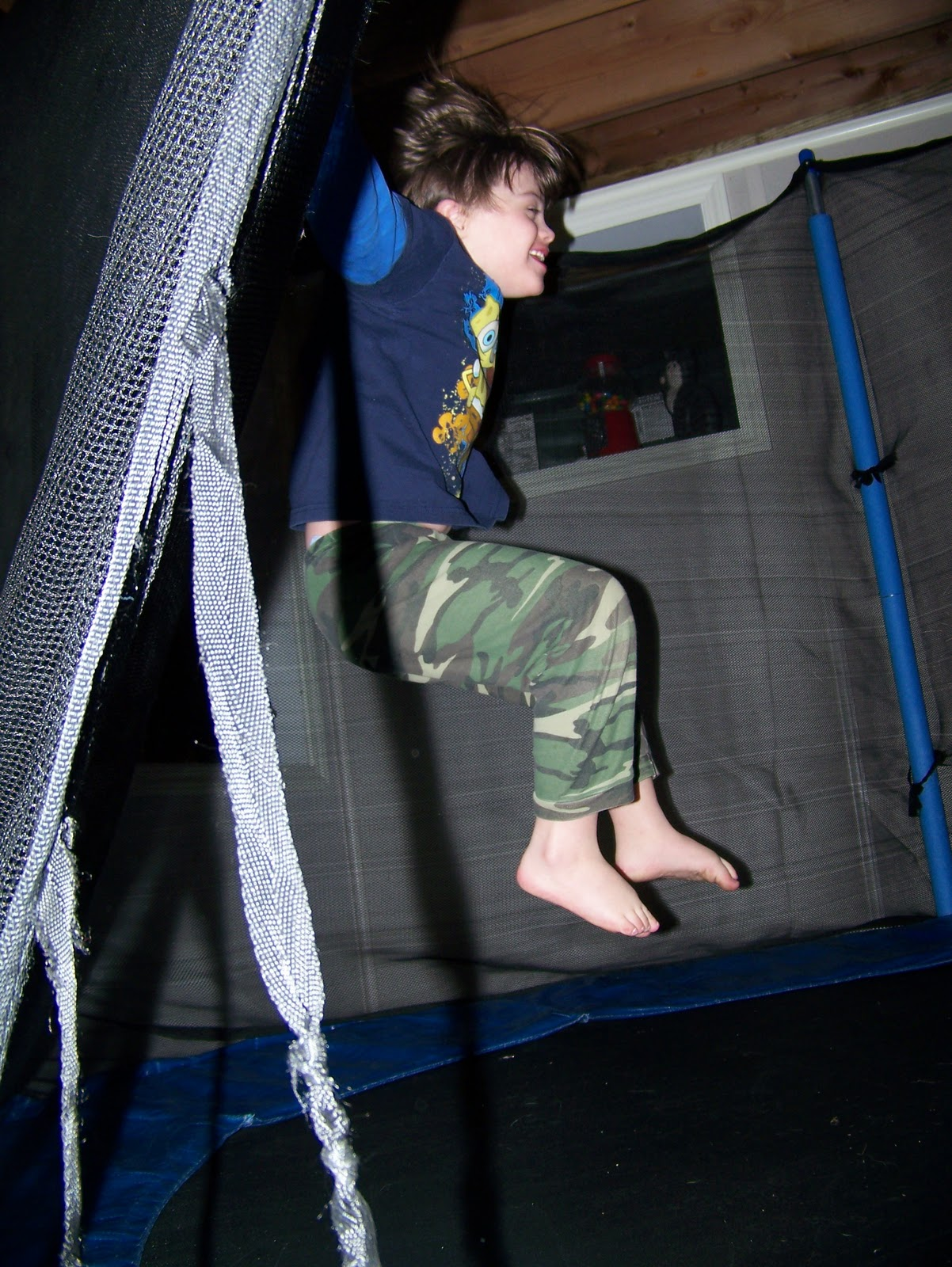 down syndrome and jump