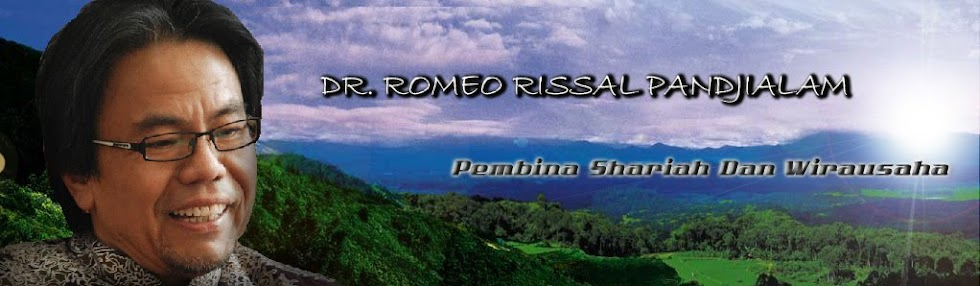 DR. ROMEO RISSAL PANDJIALAM