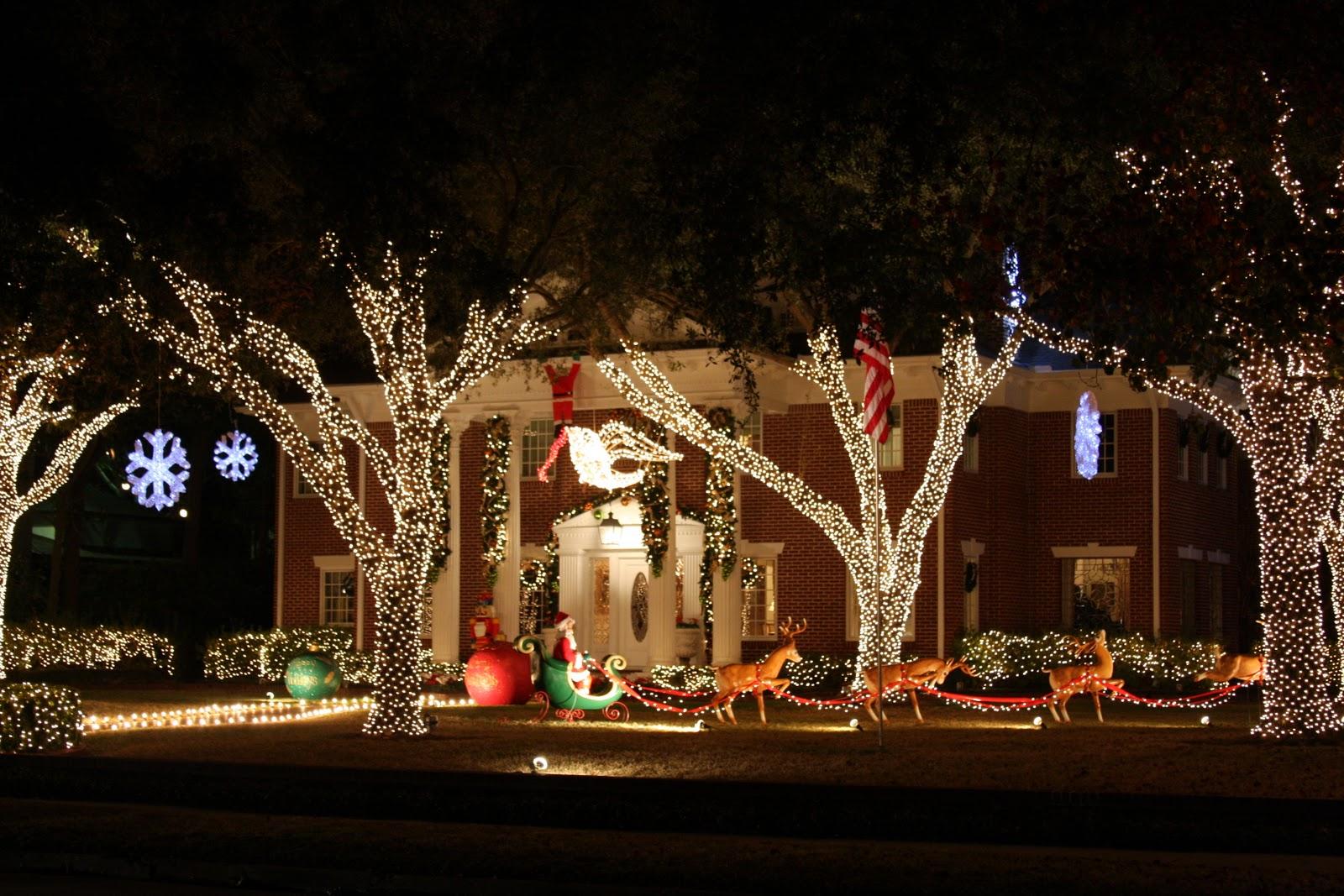 christmas lights houston installation