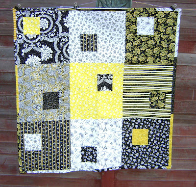 Quick and Easy Baby Quilt Pattern - About