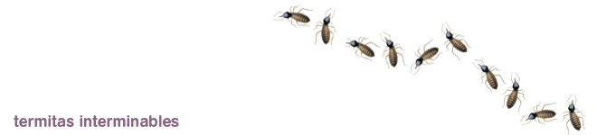 termitas interminables
