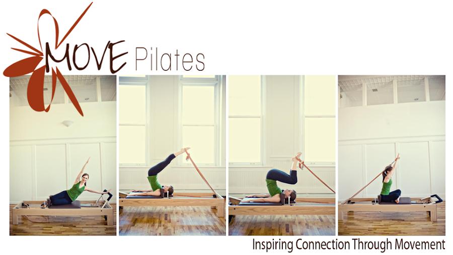 Move Pilates Info