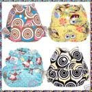PRINTED BABYLAND POCKET DIAPERS