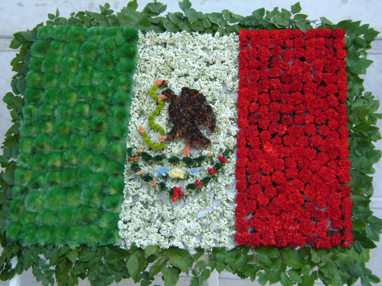 Un país llamado CHILE: Viva México!!!-15/09/2010
