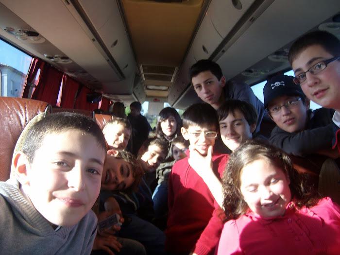 De camiño a Burela