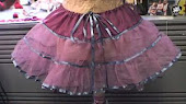 Falda TUTU, Pettiskirt