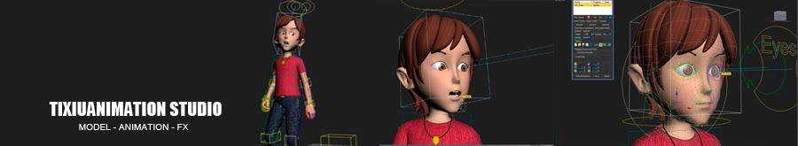 Tixiu Animation